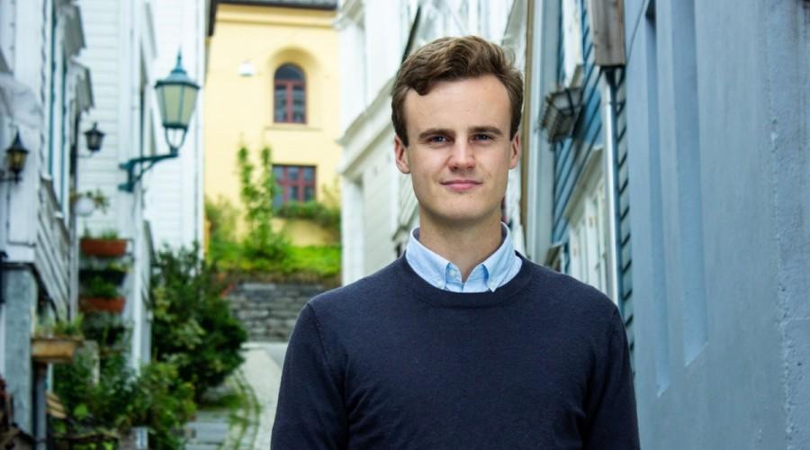 8fdb8cfc Unge Venstre-leder: NRK overdriver | Bymag